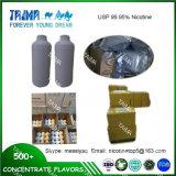 USP 급료 99.95% Eliquid에 사용되는 1000mg/Ml 니코틴 취향