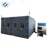 Apparecchiatura di collaudo Walk-in della macchina della prova ambientale di umidità di temperatura