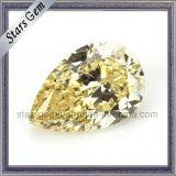 [فيفي] أصفر كم شكل زركونيوم تكعيبيّ لأنّ مجوهرات