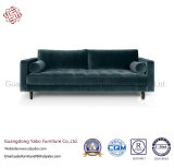Los muebles modernos del hotel con el sofá de la sala de estar fijaron (YB-W05)