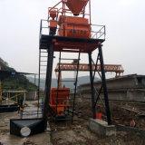 China-Zubehör-konkreter Ministapel-kleine Produktionsanlage