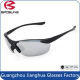 La capa reflejada del marco sin rebordes se divierte las gafas de sol para los hombres