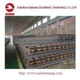 Norma chinesa GB2585-2007 43kg de ferro de aço