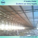 Struttura d'acciaio del magazzino del materiale da costruzione