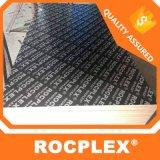 Film Rocplex Brown fait face à de contreplaqué, de contreplaqués de construction en béton de 15 mm