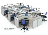 Las estaciones de trabajo de oficina mobiliario de oficina con cajones carro de CPU