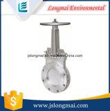 Válvula de mariposa de cerámica de la alta calidad para la industria