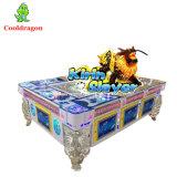 Máquina de juego del vector de juego de 8 de los asientos de los pescados del cazador de arcada pescados de juego para la venta