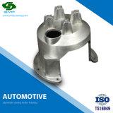Aluminium ISO/Ts 16949 Soem Druckguss-Gang-Gehäuse-Motorrad-Teile