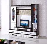 Китайский телевизор шкафа комнаты античной мебели живущий