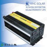 Инвертор UPS обязанности солнечной силы высокой частоты 3000W