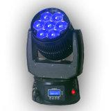 급상승 LED 광속과 세척 2in1 이동하는 맨 위 빛