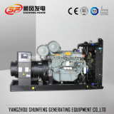 タイプ600kVA 480kw電気イギリスのパーキンズ力のディーゼル発電機を開きなさい