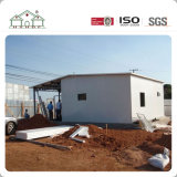 Estrutura de aço leve Prefab económica Luxury House Villa portátil prefabricadas
