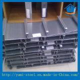 Strati d'acciaio ondulati di Decking del pavimento del metallo per le alte costruzioni di aumento