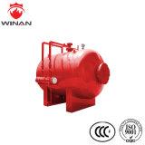 消火活動装置の泡のぼうこうタンク