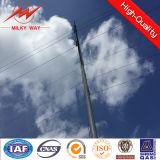el 13m Q345 poste utilitario de acero eléctrico para la transmisión de potencia