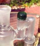 Coletor de vidro por atacado da cinza de Bontek Ashcatcher para a tubulação de fumo de Weed