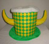 Form-Partei und Festival-Fußball-Hut