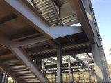 Полуфабрикат здание стальной структуры (FLM-049)