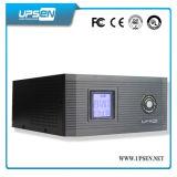 Mini-DC AC inversor com transformador de isolamento e ecrã LCD para uso electrodomésticos