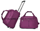 Mann-Frauen imprägniern Arbeitsweg-Laufkatze fahrbaren Freizeit-Gepäck-Beutel (CY3749)