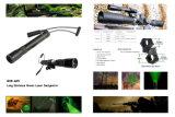 新しい長距離30mw緑レーザーデジグネーター/視力(ES-G25-L)