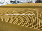GRP/FRP Grating/anti-Gladde Gang