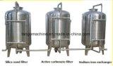 Umgekehrte Osmose-Wasserbehandlung-Reinigungsapparat-Filter-Systems-Pflanze