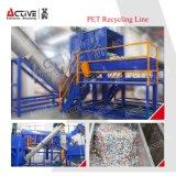 Máquina de reciclaje plástica 2017