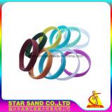 Bestes Quality Kundenspezifische inspirierend Silikonwristband-Gummiarmbänder