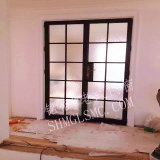 Steel Grill Design for Vertical Windows