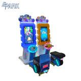 2 Spieler-Auto-Laufenelektronisches Spiel-Acing Simulator-Säulengang-Spiel