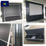 El bastidor de plegado de alto estándar de pantallas con kit de cortina