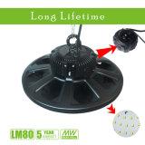 산업 빛을%s 에너지 절약 움직임 센서 UFO LED 높은 만 빛