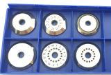 Rotella di taglio del carburo di tungsteno per materiale di fibra ottica