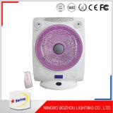 재충전용 탁상용 선풍기 모터, 원격 제어 냉각팬