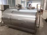 Tanque refrigerando do tanque de Chiling do leite do depósito de leite do tanque de armazenamento do leite