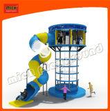 Для использования внутри помещений крестовина Скалолазание Tower игровая площадка трубки вставьте