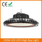 100W de alta Lumen LED de alta de la luz de la Bahía de OVNI