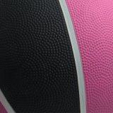 Marcas OEM a superfície do globo para a promoção de basquetebol de Borracha