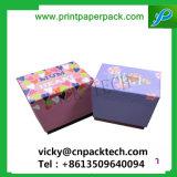 Tatilored elegante de la Gran Muralla delicioso pastel de regalo de lujo en cuadros de flores de fantasía cajas de embalaje