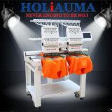 최고 가격 Holiauma 두 배 모자를 위한 헤드에 의하여 전산화되는 자수 기계