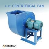 (4-72)排出のための大きい気流が付いている広く利用された遠心ブロア