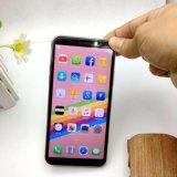 O OEM/China ODM Cellphone celular na fábrica novo telemóvel fino 5.5 Qhd 18: 9 quad core Android Smartphone 3G para a América do Sul
