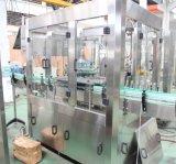 フルオートマチックジュースはさみ金のガラスリングのびんの生産ライン
