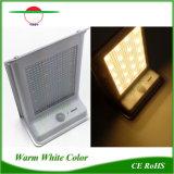 LED de 20 de la seguridad exterior jardín de luz solar