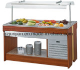 Ordinateurs portables de luxe d'encouragement bar à salade buffet pour Catering Restaurants
