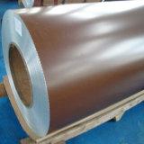 Il colore ha ricoperto il fornitore di alluminio preverniciato di prezzi dello strato della bobina