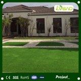 kunstmatige Gras van de Tuin van het Landschap PP+Net+SBR van 35mm het Hoge Steunende